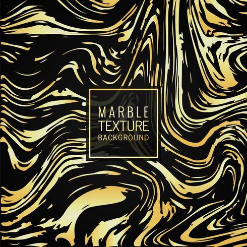 Fond de texture marbre doré abstraite
