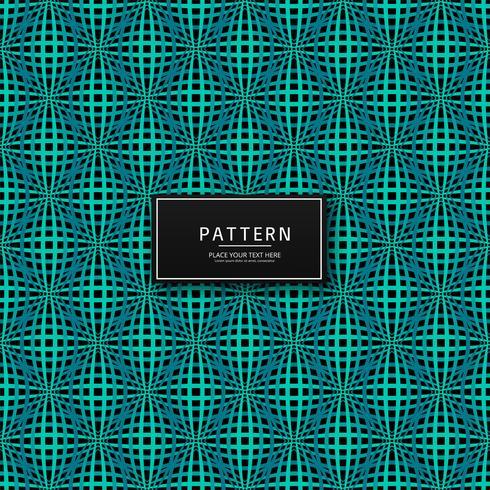 Modernt färgstarkt 3d mönster bakgrund