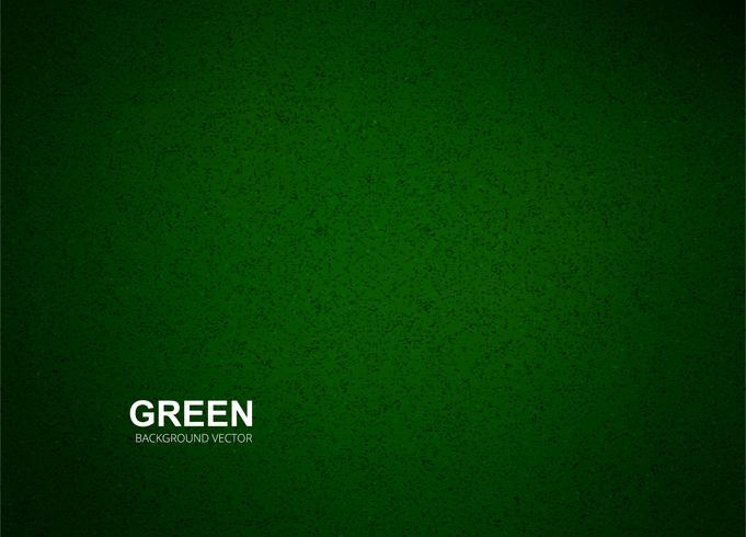 Abstract green texture background vector