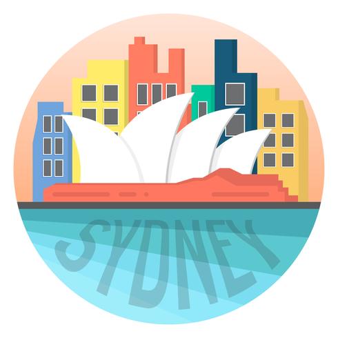 Paisaje de Sydney