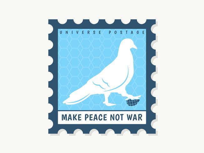 Bei vettori di pace e amore