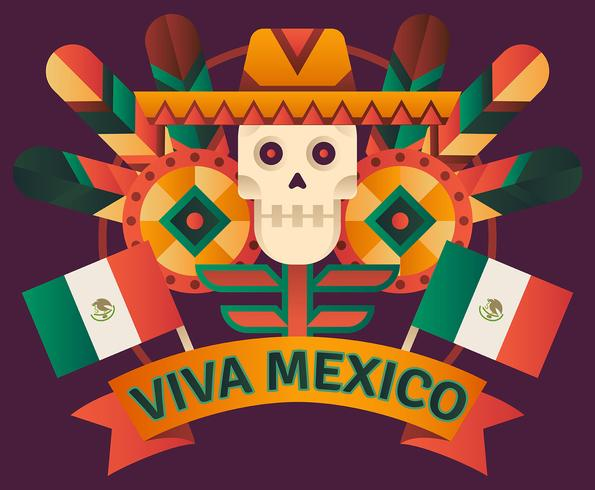 Illustration de Viva Mexico