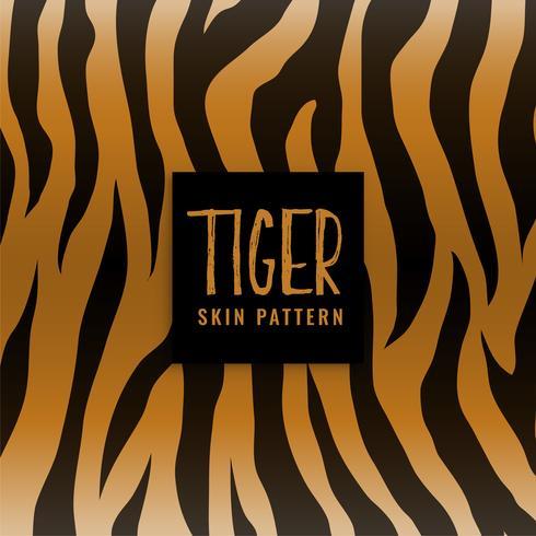 motif de texture de peau de tigre