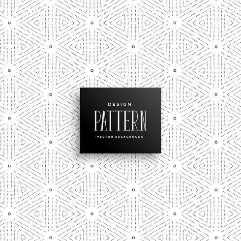 minimal dots triangle subtle pattern background