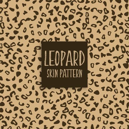 luipaard huidtextuur afdrukken merken