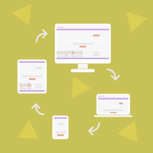Plataformas de diseño web receptivas