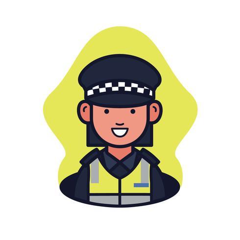 Polizist Avatar