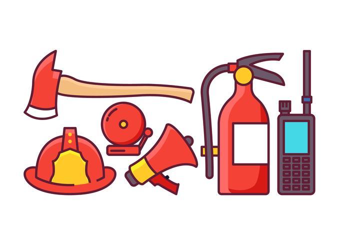 Ferramentas de bombeiro
