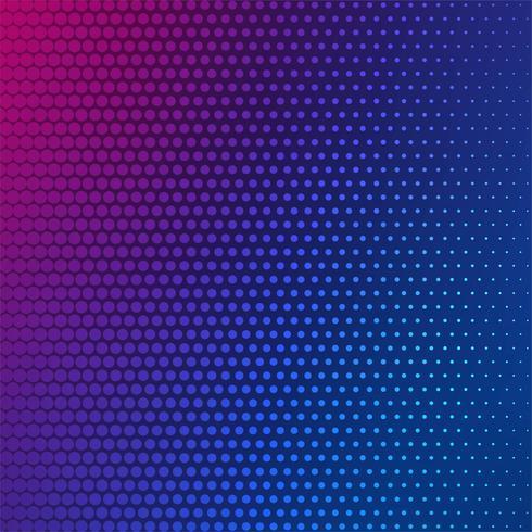 Fundo abstrato colorido de meio-tom