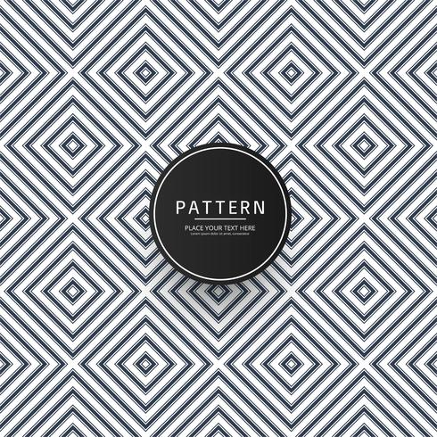 Seamless geometric pattern design illustration vector