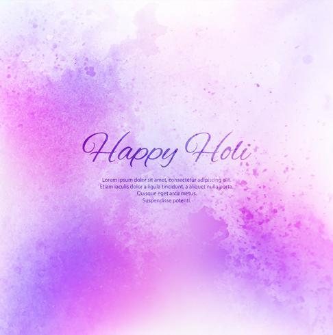fundo abstrato colorido feliz Holi