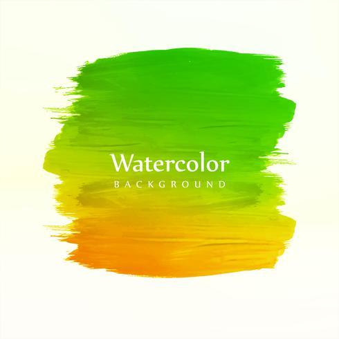 Mão desenhar fundo colorido traço aquarela