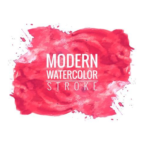 fundo aquarela rosa moderna