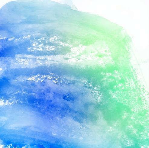 Fondo de acuarela colorido abstracto