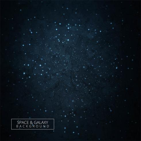Night sky dark galaxy background