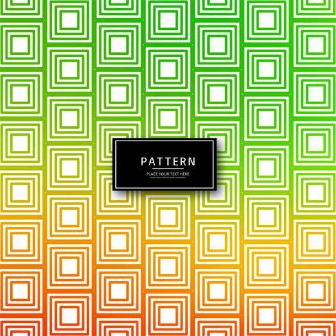 Abstrakter bunter geometrischer Musterhintergrund