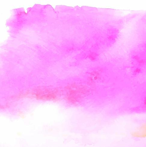 modern rosa akvarellbakgrund
