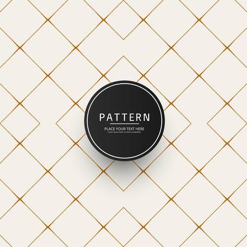 Repetindo o fundo de padrão de azulejos geométricos