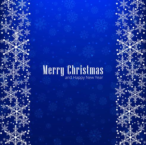 Fond de joyeux Noël moderne
