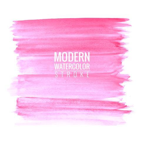moderne Aquarell Strich Hintergrund