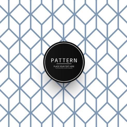 Diseño de patrón geométrico abstracto sin fisuras