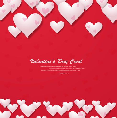 Feliz dia dos namorados cartão fundo