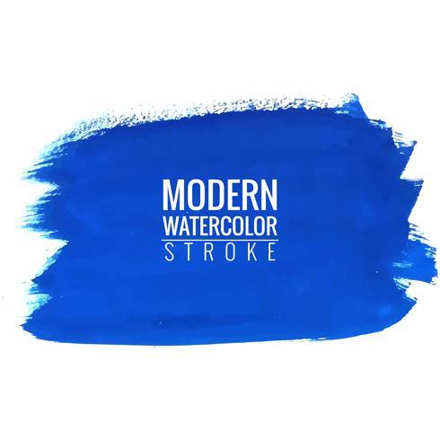 modern watercolor stroke background