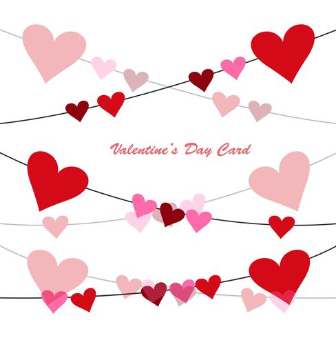 Happy Valentine S Day Greeting Card Background Download Free