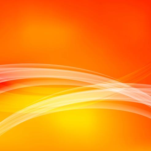 Abstract glowing bright wave colorful background