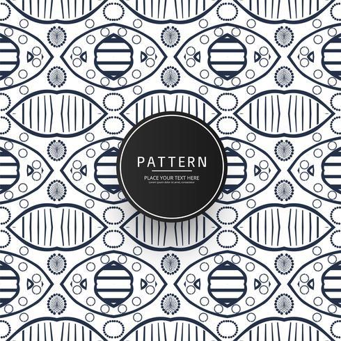 Modern geometric pattern modern background