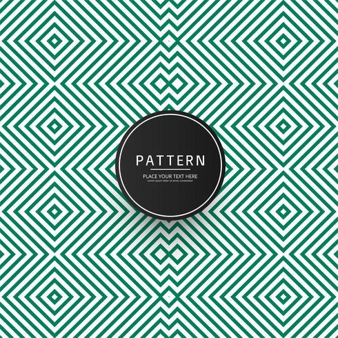 Nahtlose geometrische Musterdesign-Vektorkunst