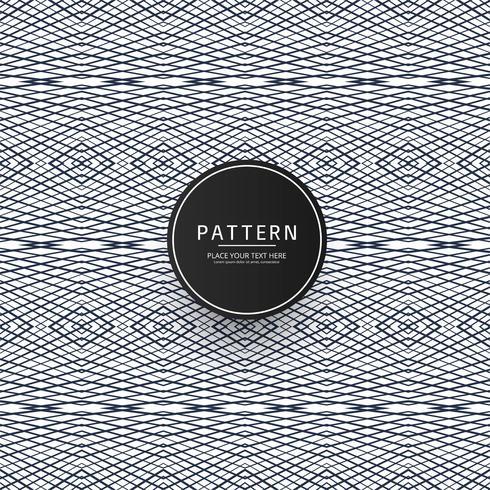 Vecteur de conception transparente motif géométrique créatif