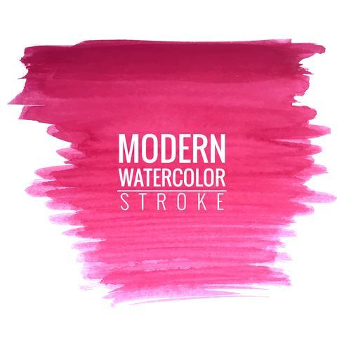 Moderner Watercolourhintergrund