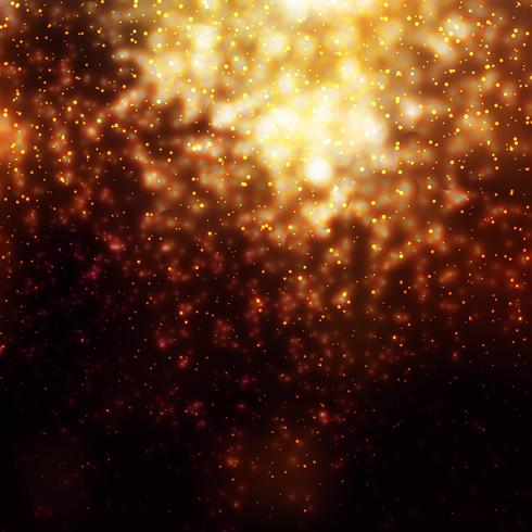 Abstract shiny colorful glitters background