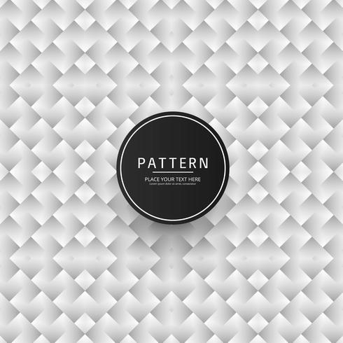 Ilustración de fondo de patrón geométrico creativo moderno