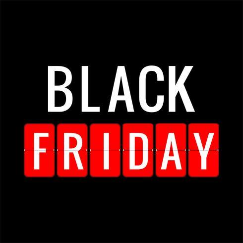 moderner schwarzer Freitag-Verkaufshintergrund