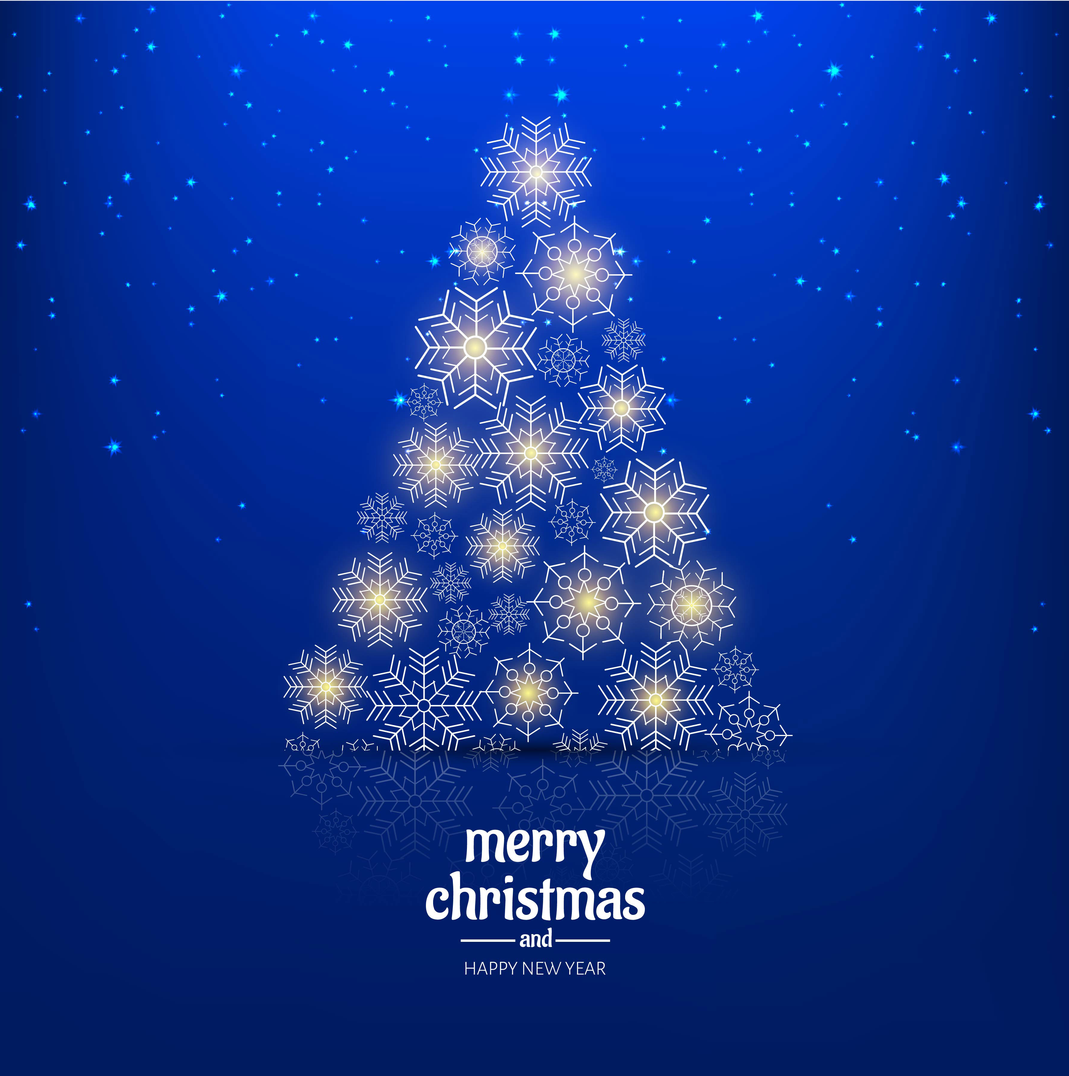 Modern Christmas Tree Background Download Free Vectors Clipart Graphics Vector Art