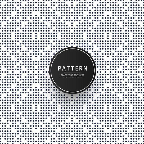 Fond de texture moderne en pointillé géométrique