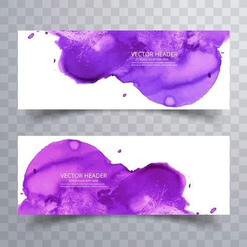 abstrakt färg pensel färgstark vattenfärg stänk huvudet set backg