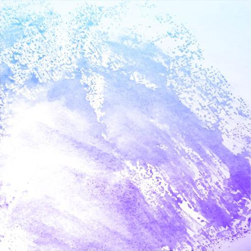 Modern färgrik akvarell bakgrund