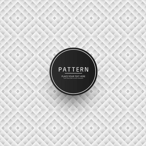 Modern geometric pattern background illustration