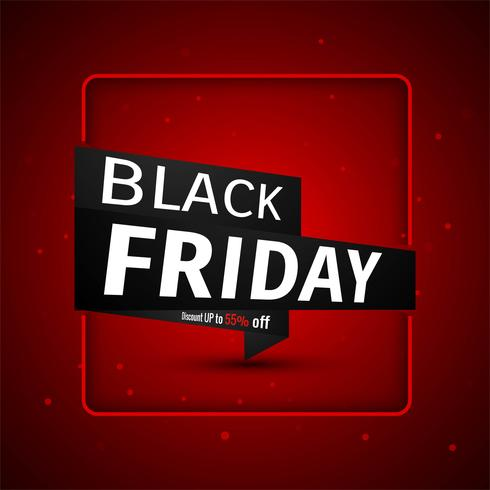 modern svart fredag försäljning bakgrund