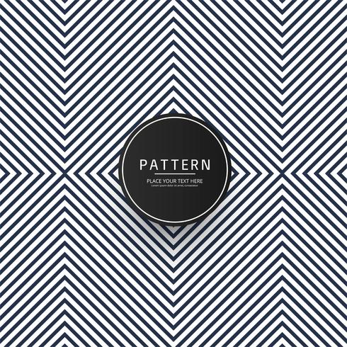 Seamless monochrome waving pattern design