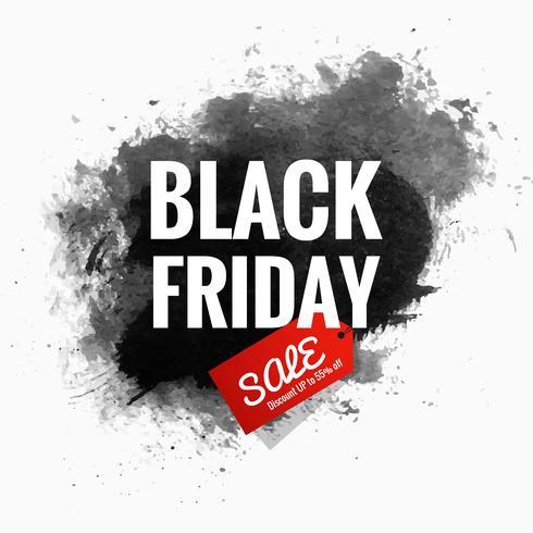 fond de vente vendredi noir moderne