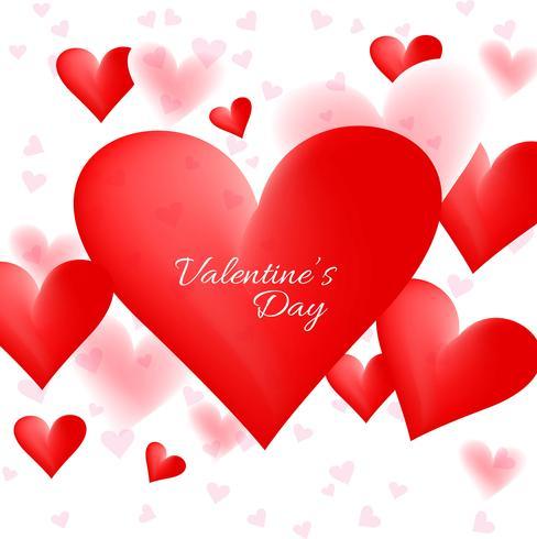 Valentine's hearts beautiful design