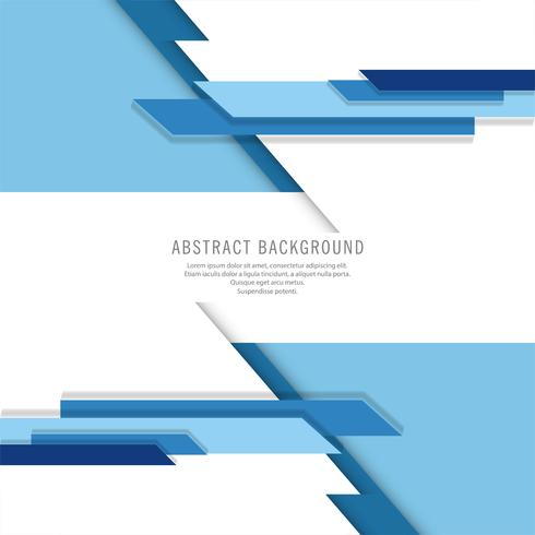 Modern abstract blue technology background