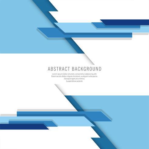 Modern abstrakt blå teknik bakgrund
