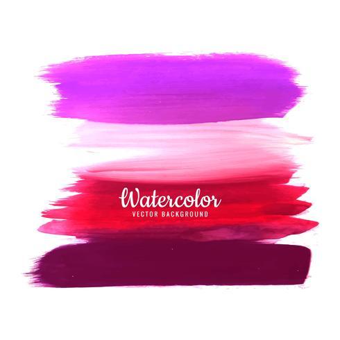 Fond aquarelle coloré abstrait