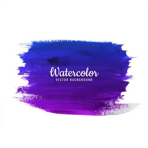 Fond de course coloré aquarelle dessiné à la main
