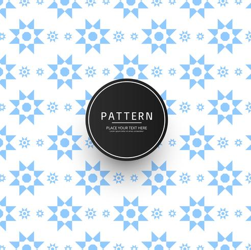 Abstract seamless pattern floral wallpaper
